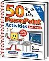 50 Quick & Easy PowerPoint Activities 2nd Edition | Tammy Worcester