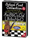 School Font Collection | Mountain Lake
