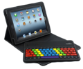 ChesterKeys&Case for iPad