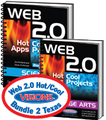 Web 2.0 Hot Apps Cool Projects - Bundle