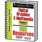 Technology Lessons for the Classroom: Digital Graphics & Multimedia - Volume 2 | Charlotte Haley